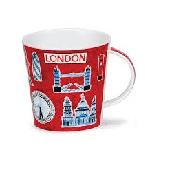 MUG CAIRNGORM LONDON POSTCARD*
