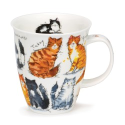 MUG NEVIS MESSY CATS