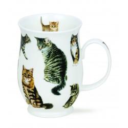 MUG SUFFOLK CATS TIGRE