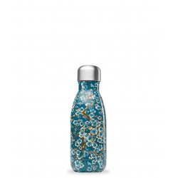 BOUTEILLE ISO FLOWERS BLEU...