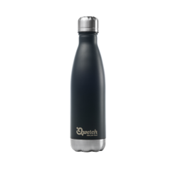 BOUTEILLE ISOTHERME NOIR 500ML