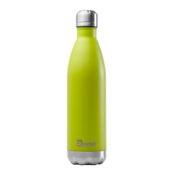 BOUTEILLE ISOTHERME VERT 750ML