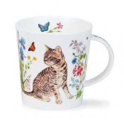 MUG LOMOND FLORAL CATS - TIGRE