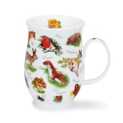 MUG SUFFOLK HEDGEROW BIRDS