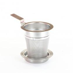 FILTRE INOX POUR TEA FOR...