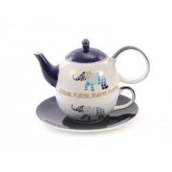 TEA FOR ONE VOI AVEC OR