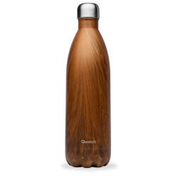 BOUTEILLE ISOTHERME WOOD...